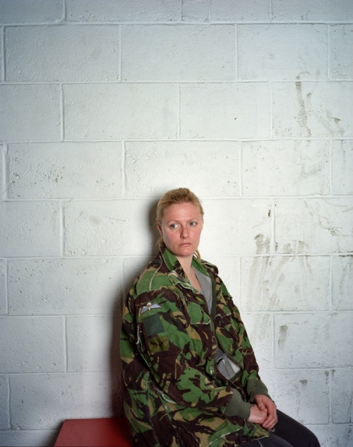 Closer - Photographs of British Veterans, care-homes & serious i