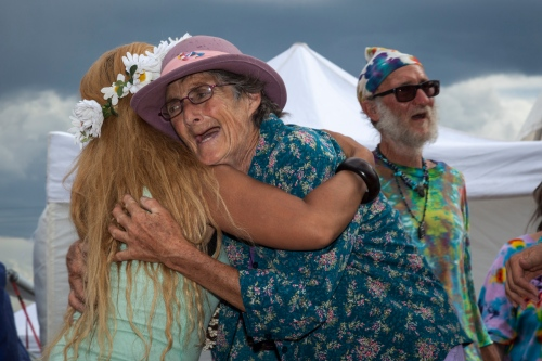 Hippy Days Festival. © Zoe Childerley